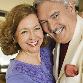 Mississauga Dentist - smiling couple